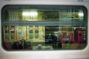 Bristol to Bath - 11.15pm, by Simon Taylor