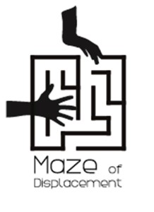 Maze of Displacement, by Claire Weetman