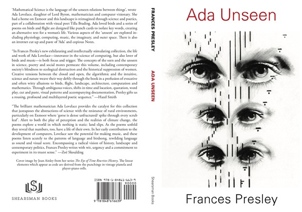 Image selected for cover of 'Ada Unseen'