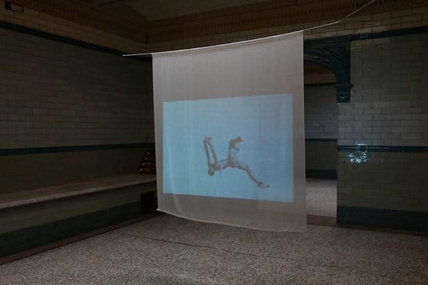 """Mediterranea"" Projection, Victoria Baths"