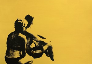 """Golden Rays"", by Elizabeth Kwant"