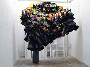 black + multiple 24, by Jonathan Gabb