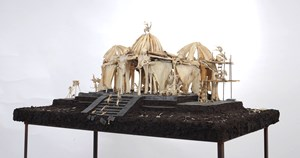 Failures Shrine, by Peter Hanmer