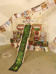 Tlazolteotler Fiesta, by Lea Torp Nielsen