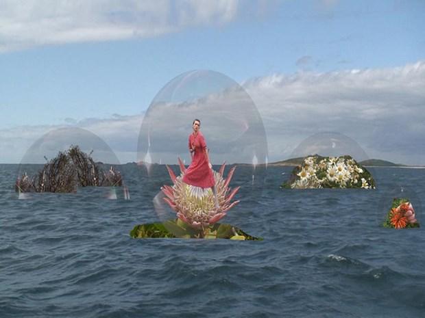 Sabina Sallis, 'Archipelagos',