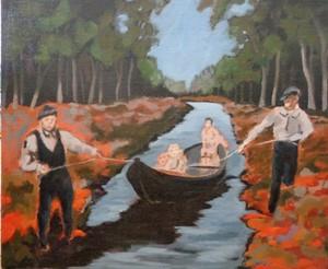 Returning Home, by IRINI URANIA POLITI