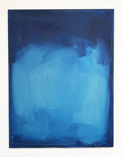 Colour Space Blue I