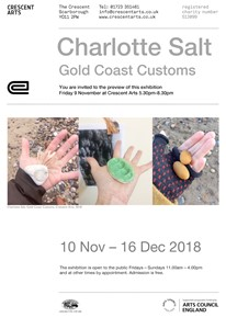 Gold Coast Customs, by Charlotte Salt