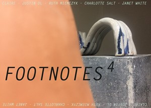 Footnotes 4, by Charlotte Salt