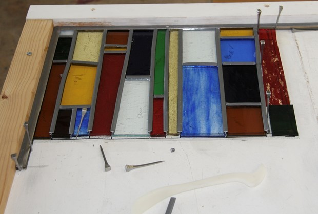 Beginners Stained Glass workshop