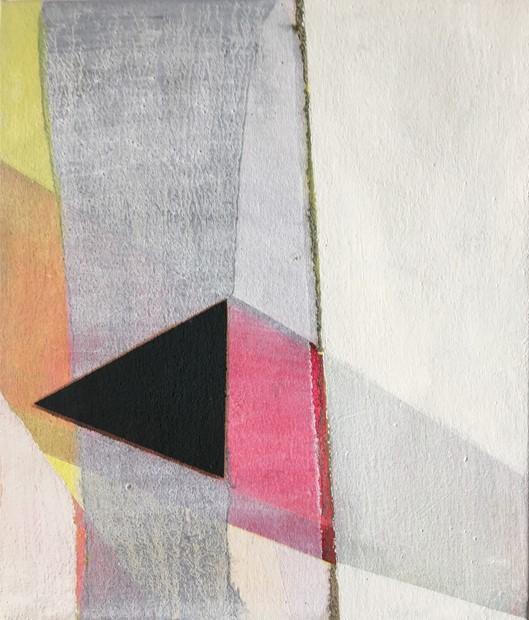 Sliding Down- Triptych 1