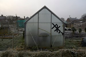 Allotment Architecture, by Lesley Farrell