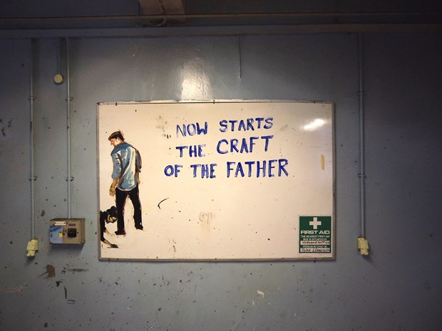 Philip Larry, Now Starts The Craft Of The Father, 2014
