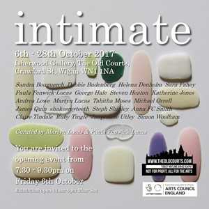 Intimate, by Martyn Lucas