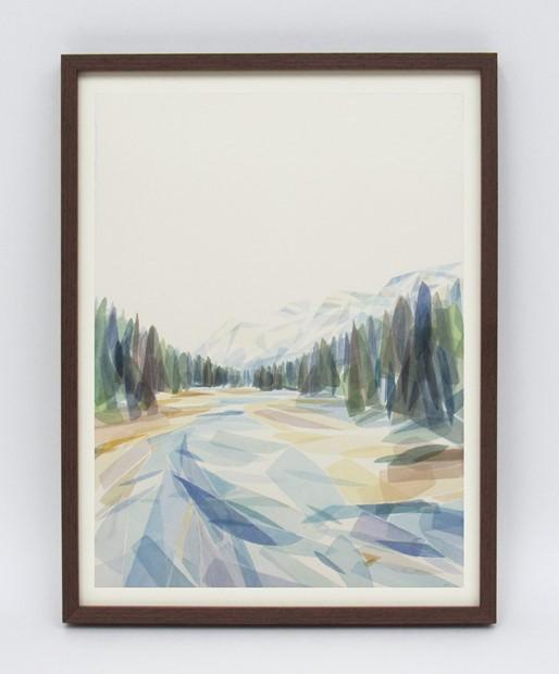 Memories of a River, Banff