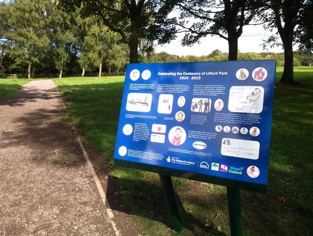 Lilford Park Centenary