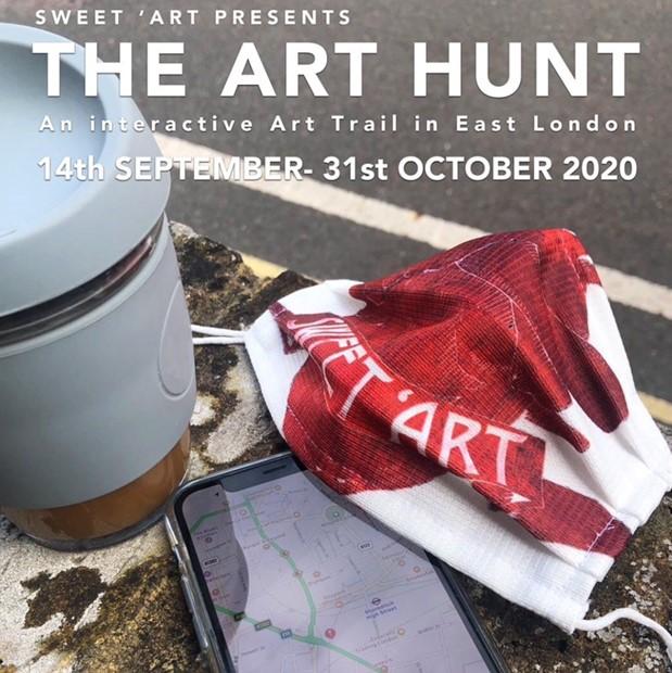 The Art Hunt, by Theresa Bradbury