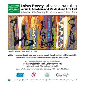 Open Studio, by John Percy