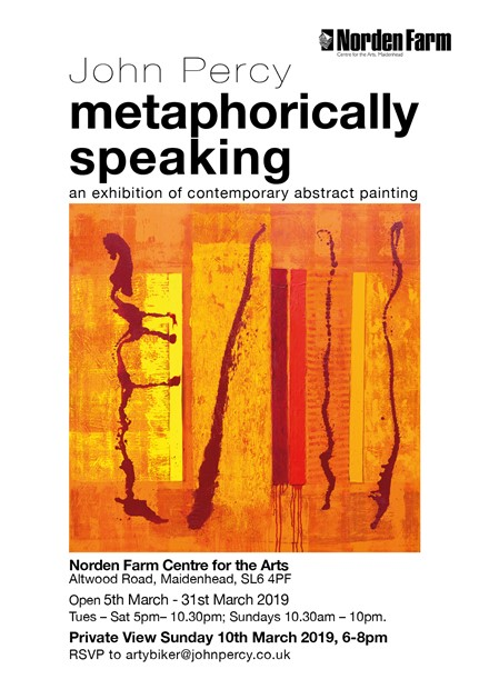Metaphorically speaking, by John Percy