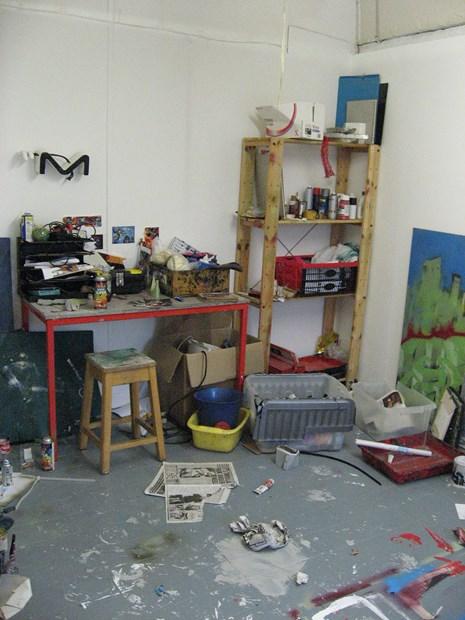 Bankley Gallery Studios - Credit: Rebecca Key