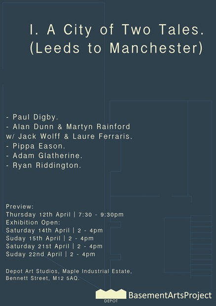 I. A City of Two Tales. (Leeds to Manchester)