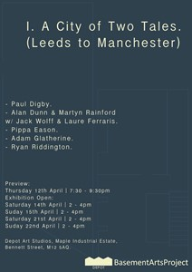 I. A City of Two Tales. (Leeds to Manchester), by Alistair Woods