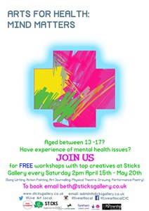 ARTS FOR HEALTH: Workshops For Young People, by Beth Davis-Hofbauer