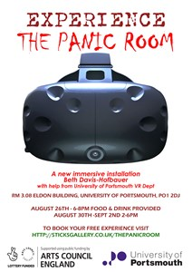 The Panic Room, by Beth Davis-Hofbauer