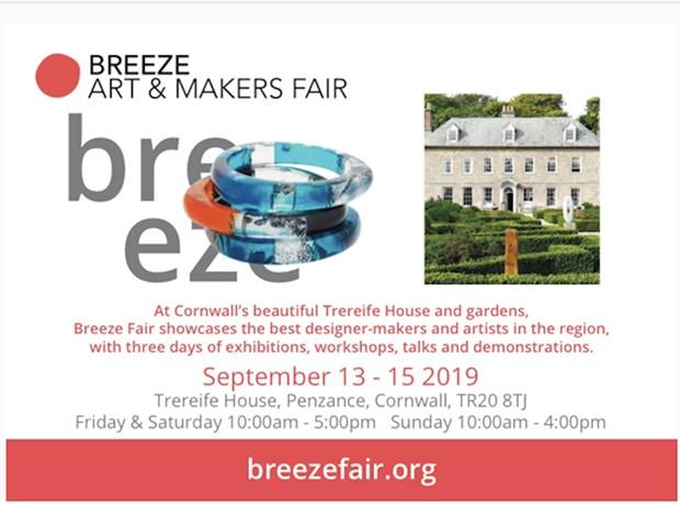 Breeze Art & Makers Fair 2019, by James Eddy