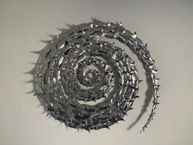 Spiral shoal - Credit: James Eddy