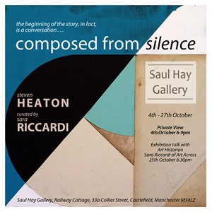 Composed from Silence, by Steven Heaton
