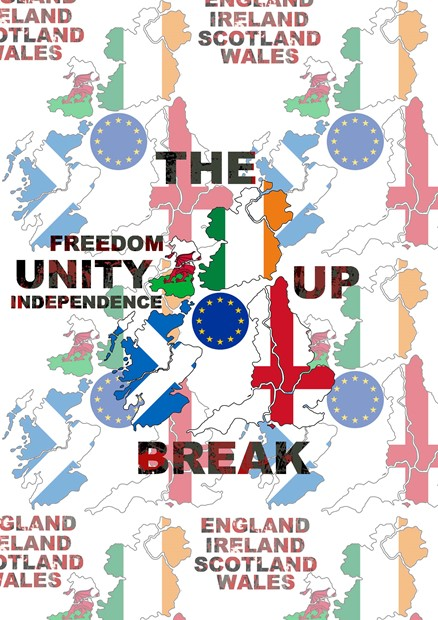 The Break Up   nikkita morgan   Axisweb: Contemporary Art UK