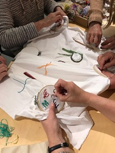 Community Workshop Brexit, by nikkita morgan