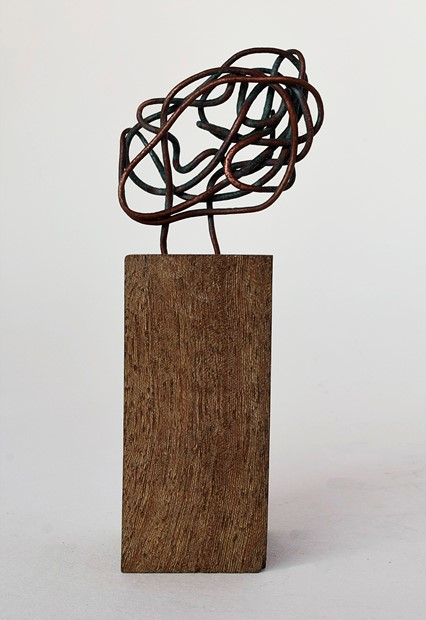 Wire and wood