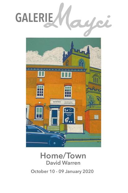 Home/Town:  David Warren