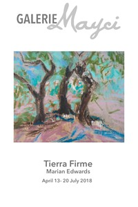 Tierra Firme:  Marian Edwards, by Peter Grego