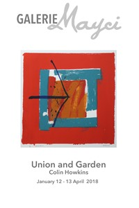 Union and Garden:  Colin Howkins, by Peter Grego