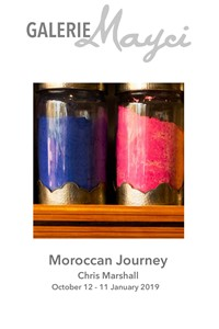 Morrocan Journey: Chris Marshall, by Peter Grego