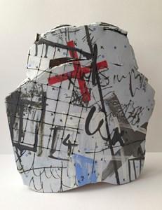 Random Order Vessel II, by rebecca appleby
