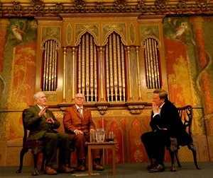 The Verse: Gilbert and George - In Conversation, by Jake Francis