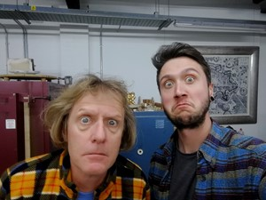 The Verse - Grayson Perry Interview, by Jake Francis