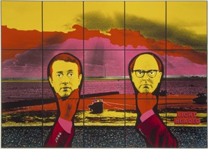The Verse - Artist Rooms: Gilbert and George, by Jake Francis