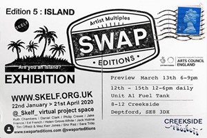 SWAP Editions 5: Are You an Island?, by Jake Francis