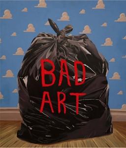 BAD ART PRESENTS: TRASH, by Jake Francis