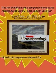 Housekeeping, by Jake Francis