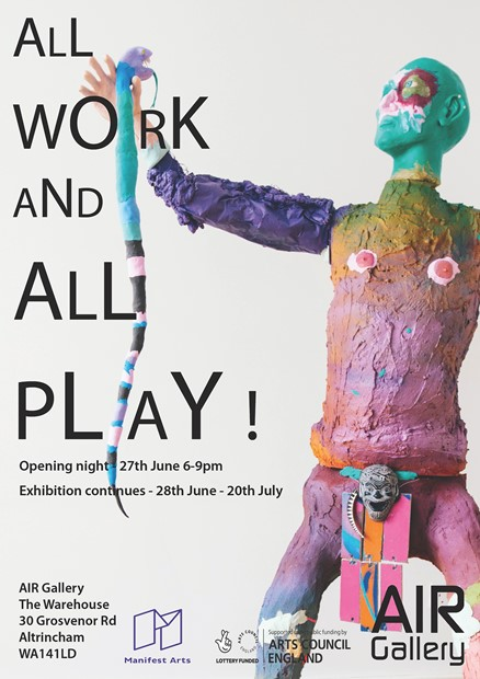 All Work and All Play, by Jake Francis