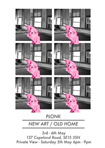 Plonk: New Art / Old Home, by Jake Francis