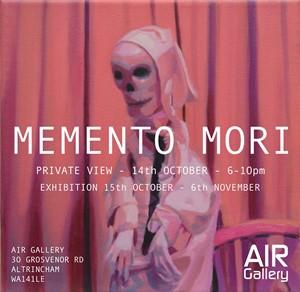 Memento Mori, by Jake Francis