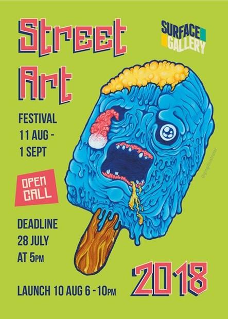 Street Art Festival - Surface Gallery
