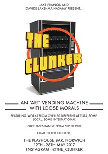 THE CLUNKER, by Jake  Francis